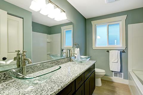 Bathroom Vanities Countertops
